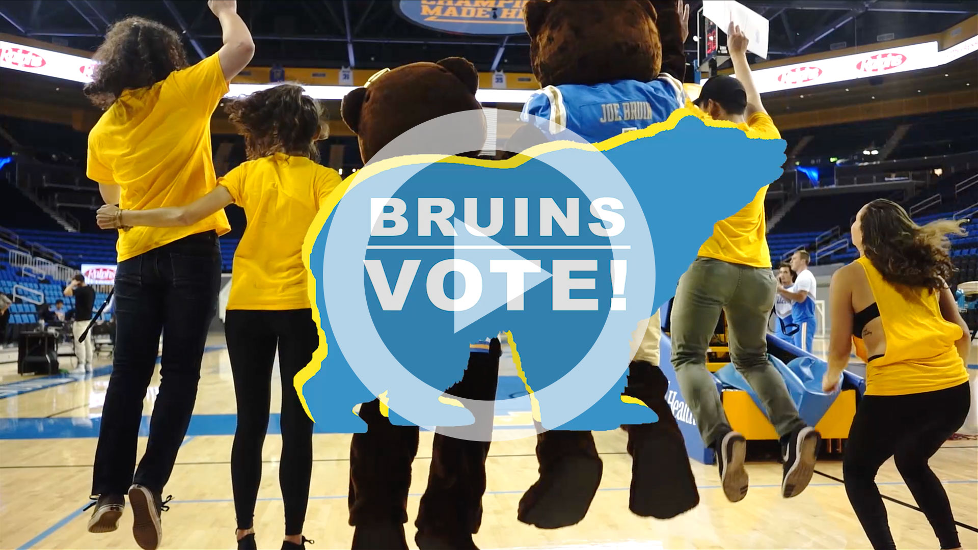 Bruins Vote Video